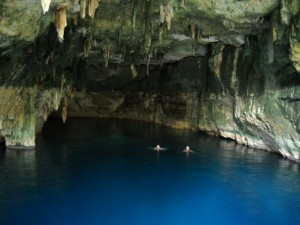 Cenote at Cuzama