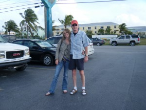 Kevin and Debbie